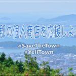 蒲郡の個人商店応援企画「Save The Townプロジェクト」